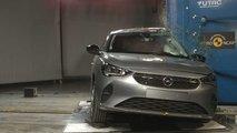 Opel Corsa Crash Test