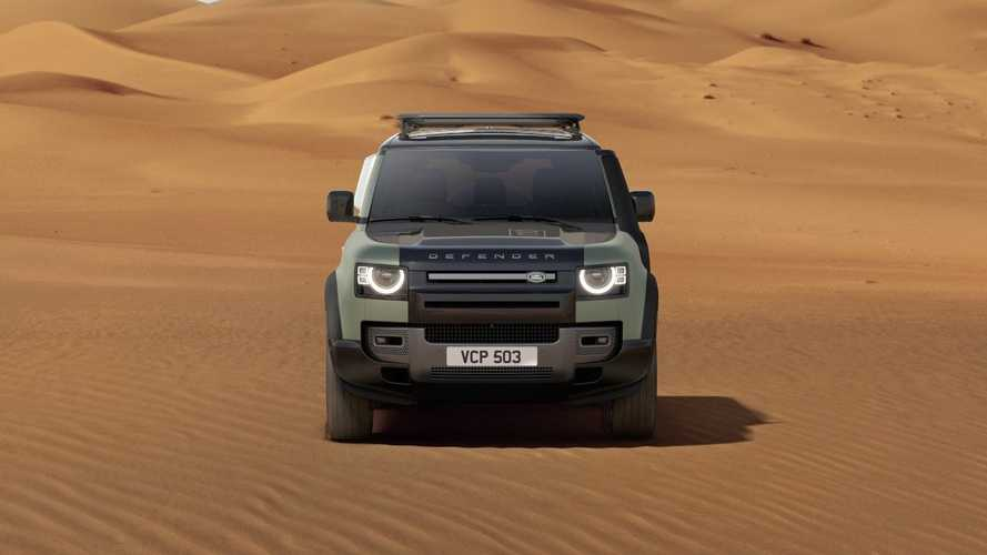 2020 Land Rover Defender most expensive version