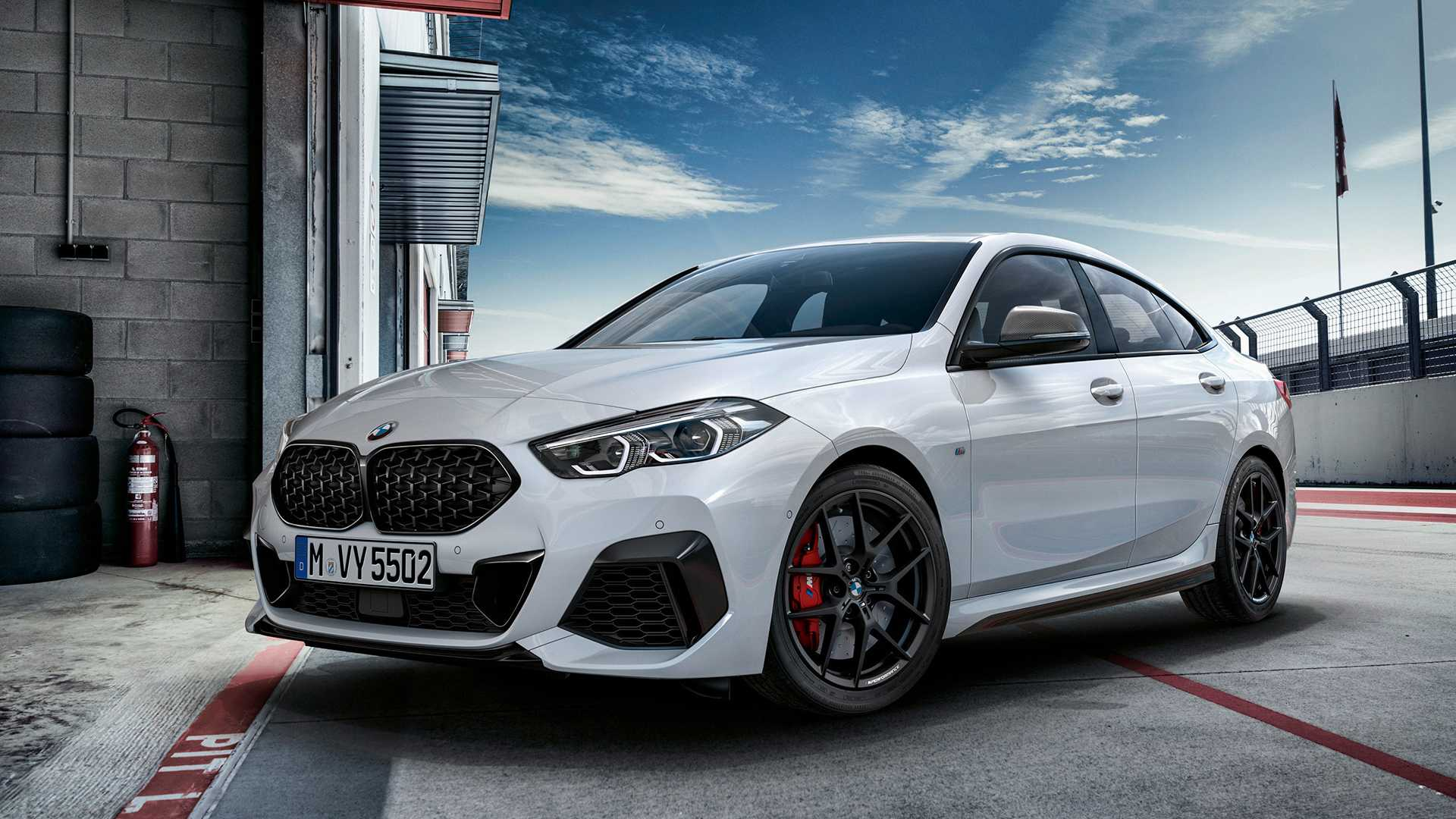 2020 BMW 2 Series Gran Coupe Levels Up With M Performance Parts