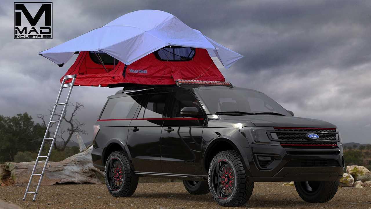 Ford SUV al SEMA 2019