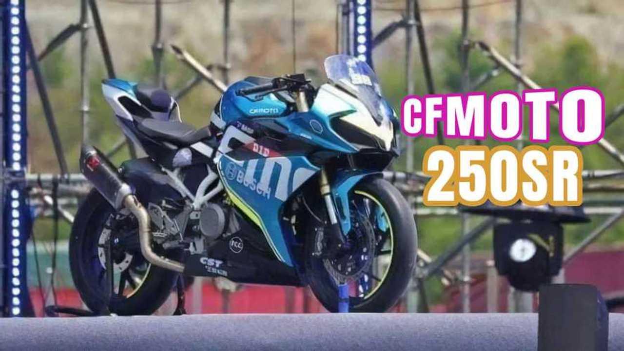 CFMoto CF250SR