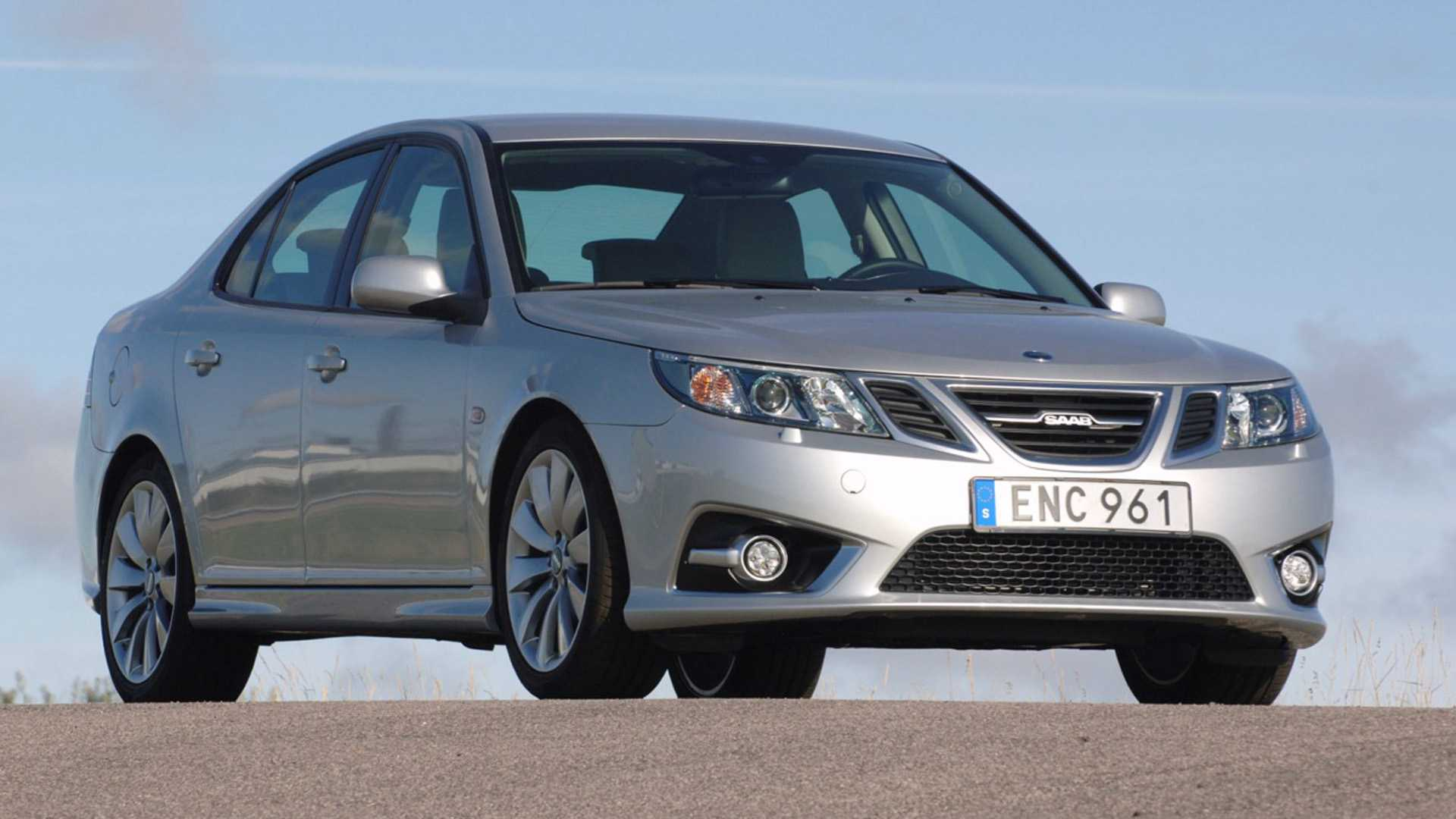 Last Saab Ever Built Is On The Auction Block Right Now