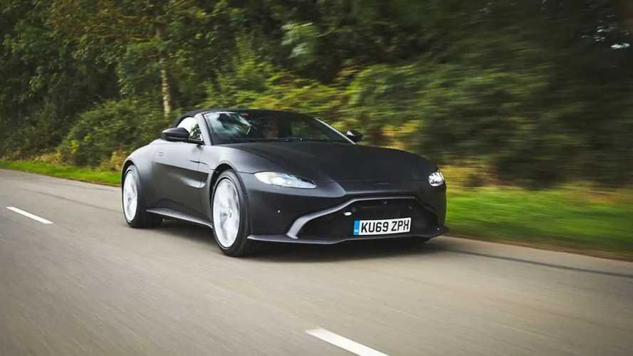 Szakít az AMG-vel az Aston Martin, saját hibrid rendszerükön dolgoznak