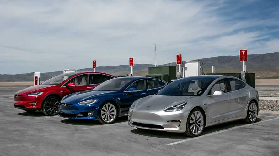Check Tesla's Lineup With the Model S, Model 3, And Model X