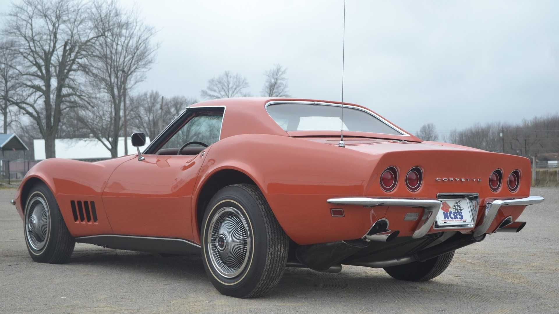 "[""This 1968 Chevy Corvette Is The Earliest C3 Known To Exist""]"