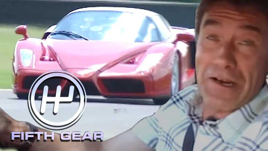 Tiff Needell axed from Fifth Gear