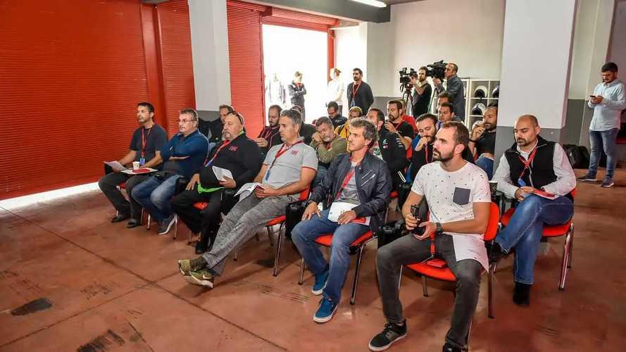 2019 FIAT Egea Basın Kupası