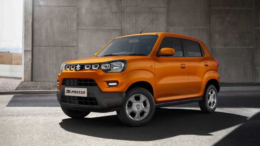 Suzuki S-Presso: novo rival do Kwid será vendido na América Latina