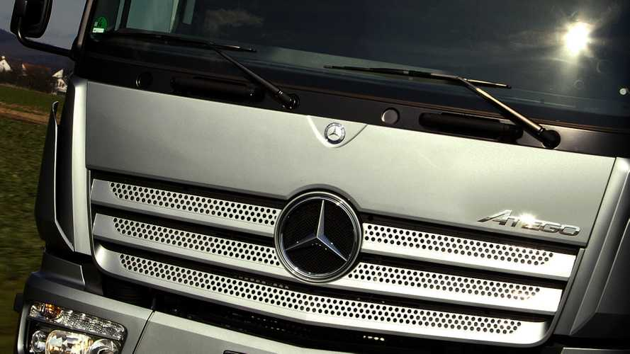 Mercedes-Benz Uptime ora disponibile su Atego