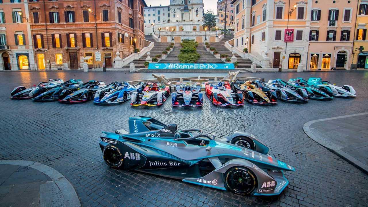 Formula E Roma 2019