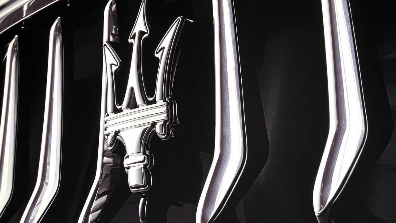 Maserati-Markenzeichen