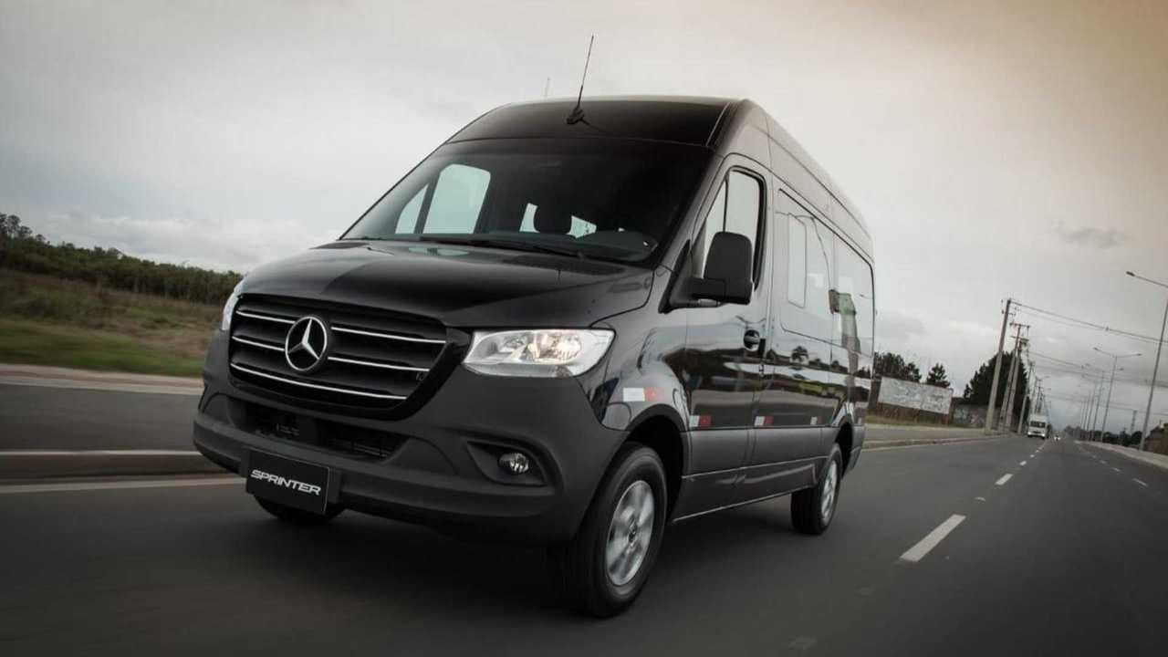 Mercedes-Benz Sprinter 2020 (Brasil)