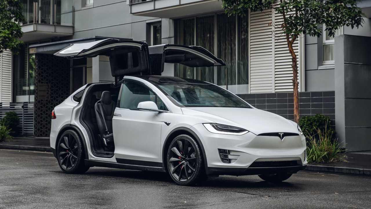 3. Tesla Model X Long Range