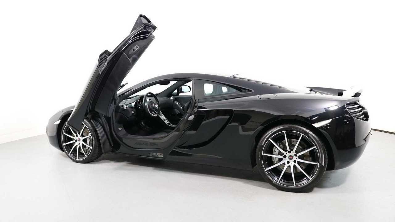 The 2012 McLaren MP4-12C Is Engineering And Art Combined