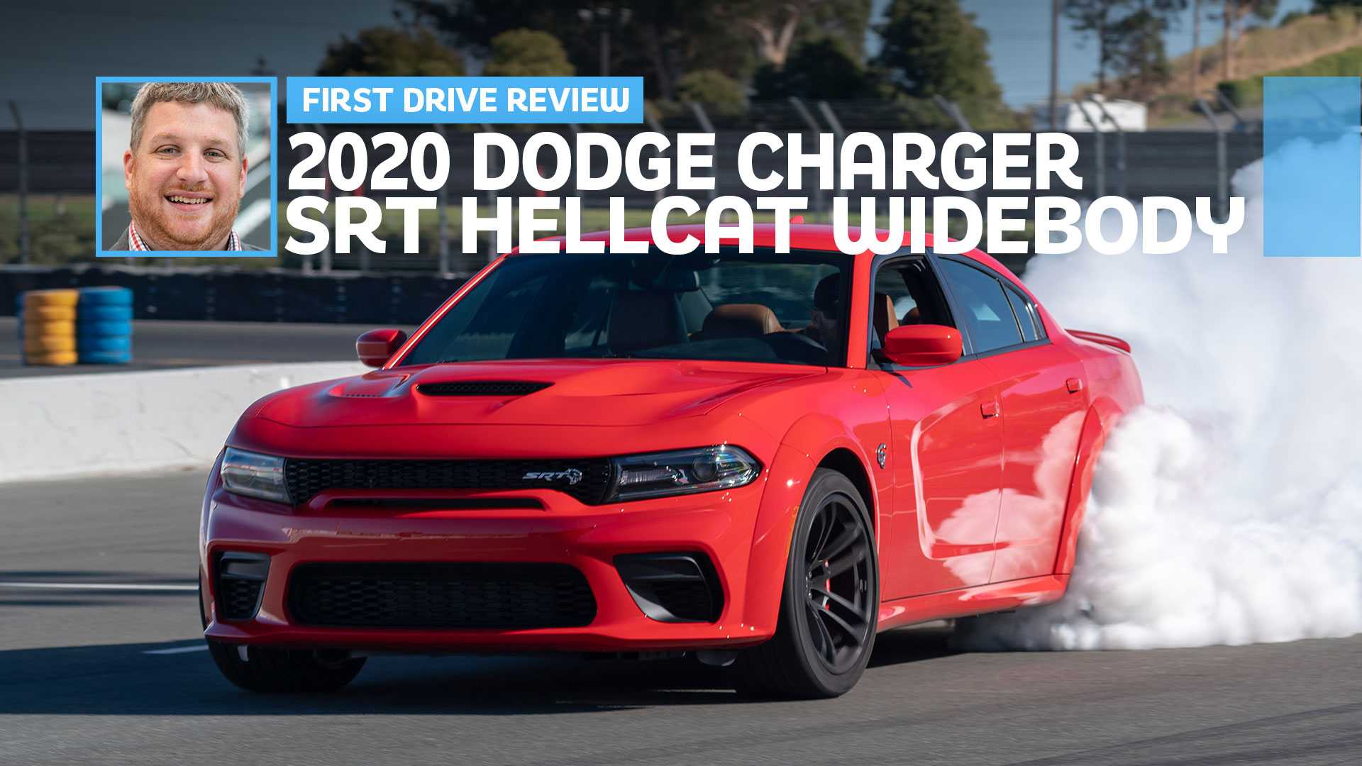 2020 Dodge Charger Srt Hellcat Widebody First Drive Unabashed Muscle