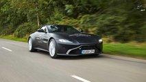 Aston Martin Vantage Roadster Prototyp