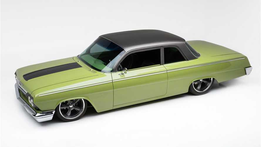 Custom 1962 Chevrolet Biscayne