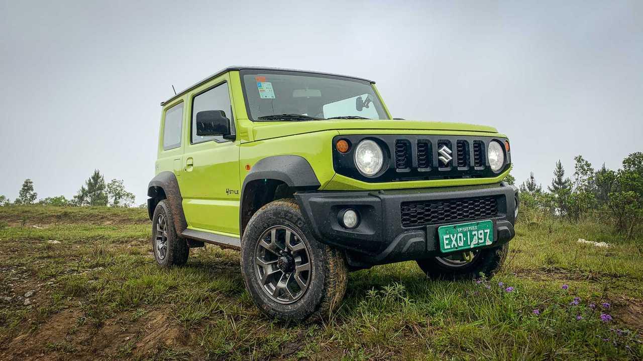 Teste: Suzuki Jimny Sierra (BR)