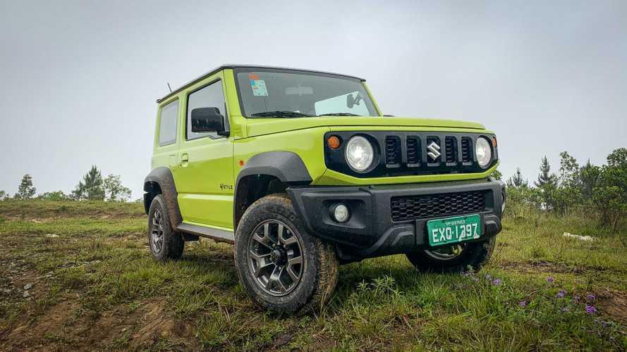 Teste: Suzuki Jimny Sierra na cidade, estrada e terra