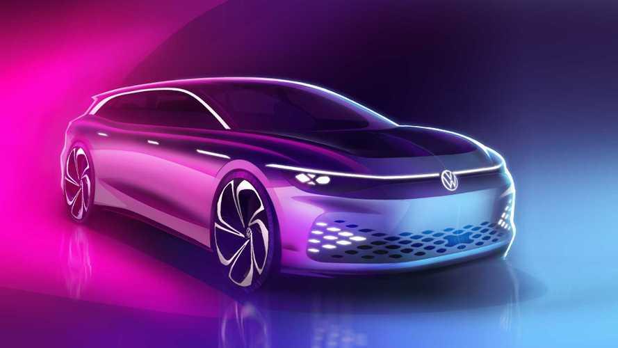 Volkswagen ID. Space Vizzion Concept es mucho más que un concepto