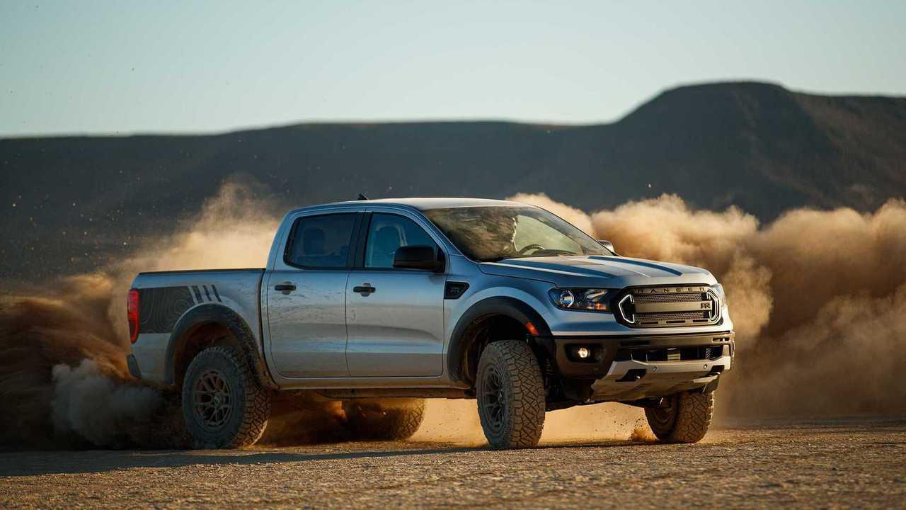 2020 Ford Ranger RTR