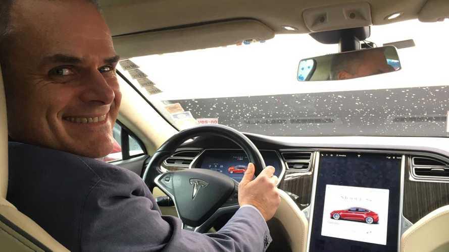 Une Tesla Model S parcourt 1 million de kilomètres
