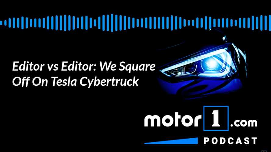 Editors Go At It Over Tesla Cybertruck Reveal: Podcast #31