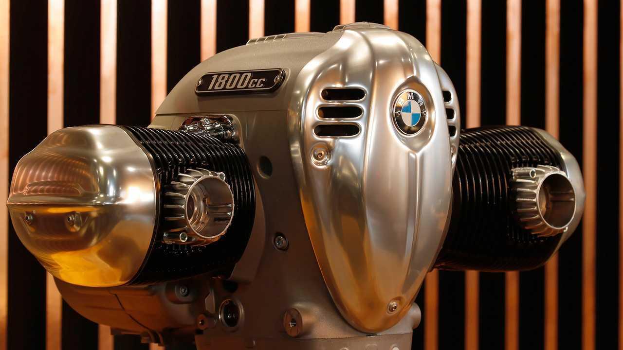 BMW 1,800cc Bower Engine