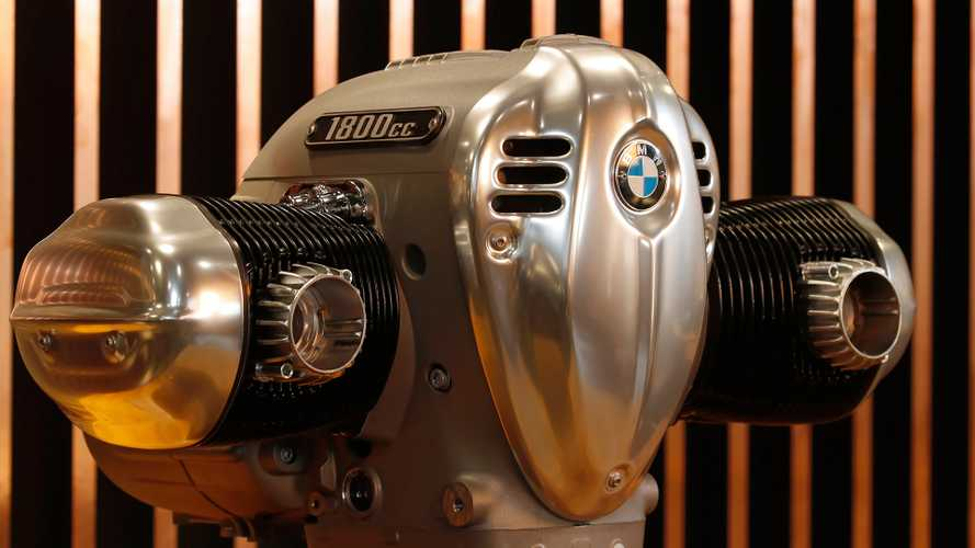 BMW 1,800cc Bower Engine