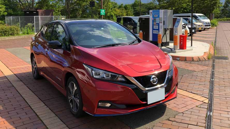 In 2019, The Japanese Plug-In Electric Car Market Declined Again