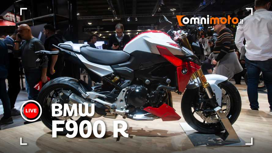 BMW F 900 XR e F 900 R, le nuove crossover e roadster medie bavaresi