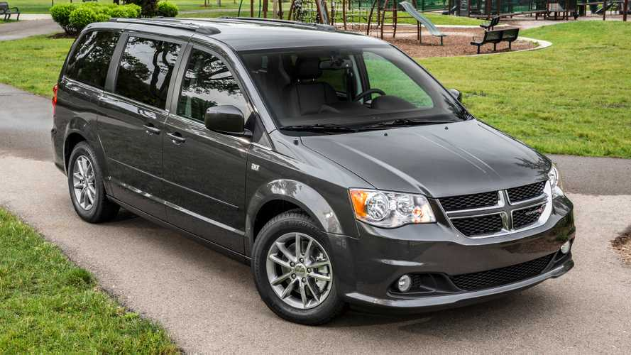 Ancient Dodge Caravan Outsells All Other Minivans In 2019