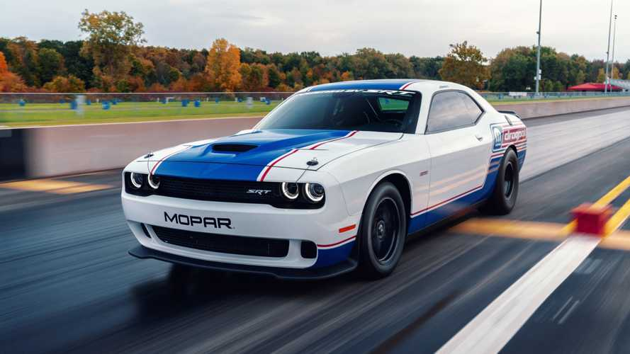 Dodge Challenger Mopar Drag Pak Finally Going On Sale After Delay