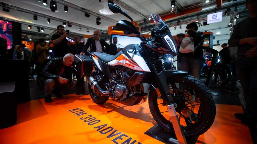 Salão de Milão: KTM 390 Adventure é lançada com chance de Brasil