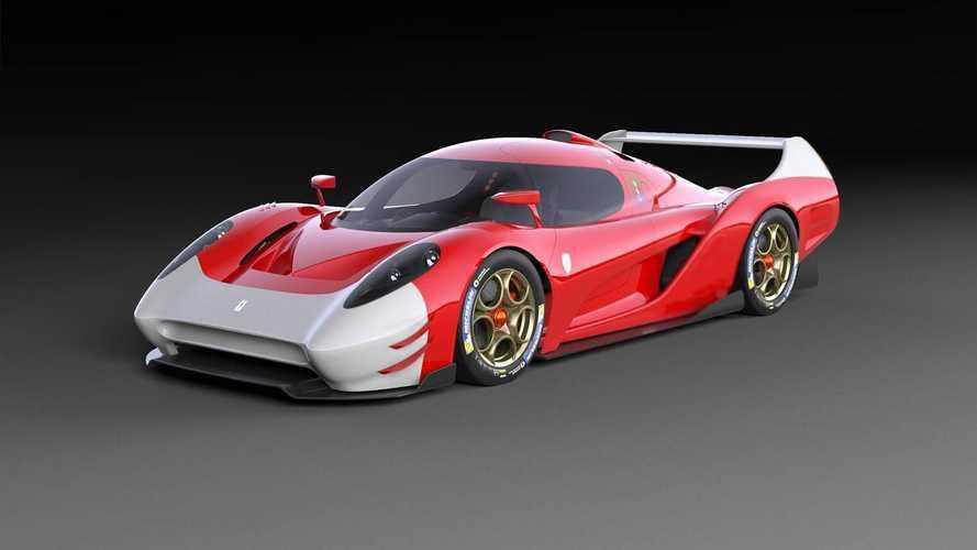Scuderia Glickenhaus présente son Hypercar pour les 24H du Mans