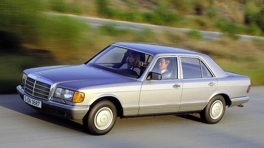 40 Jahre Mercedes W 126: Zeitlose Oberklasse