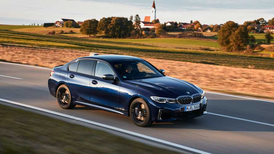 BMW M340i xDrive First Edition