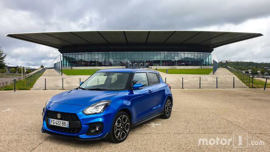 Essai Suzuki Swift Sport (2019)