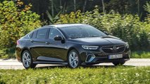 Opel Insignia GSi 4x4 (2019) im Test