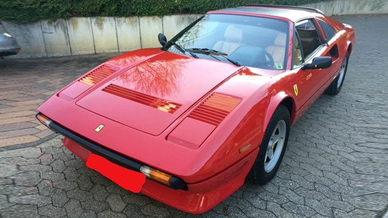 Ferrari 308 GTS (Magnum)