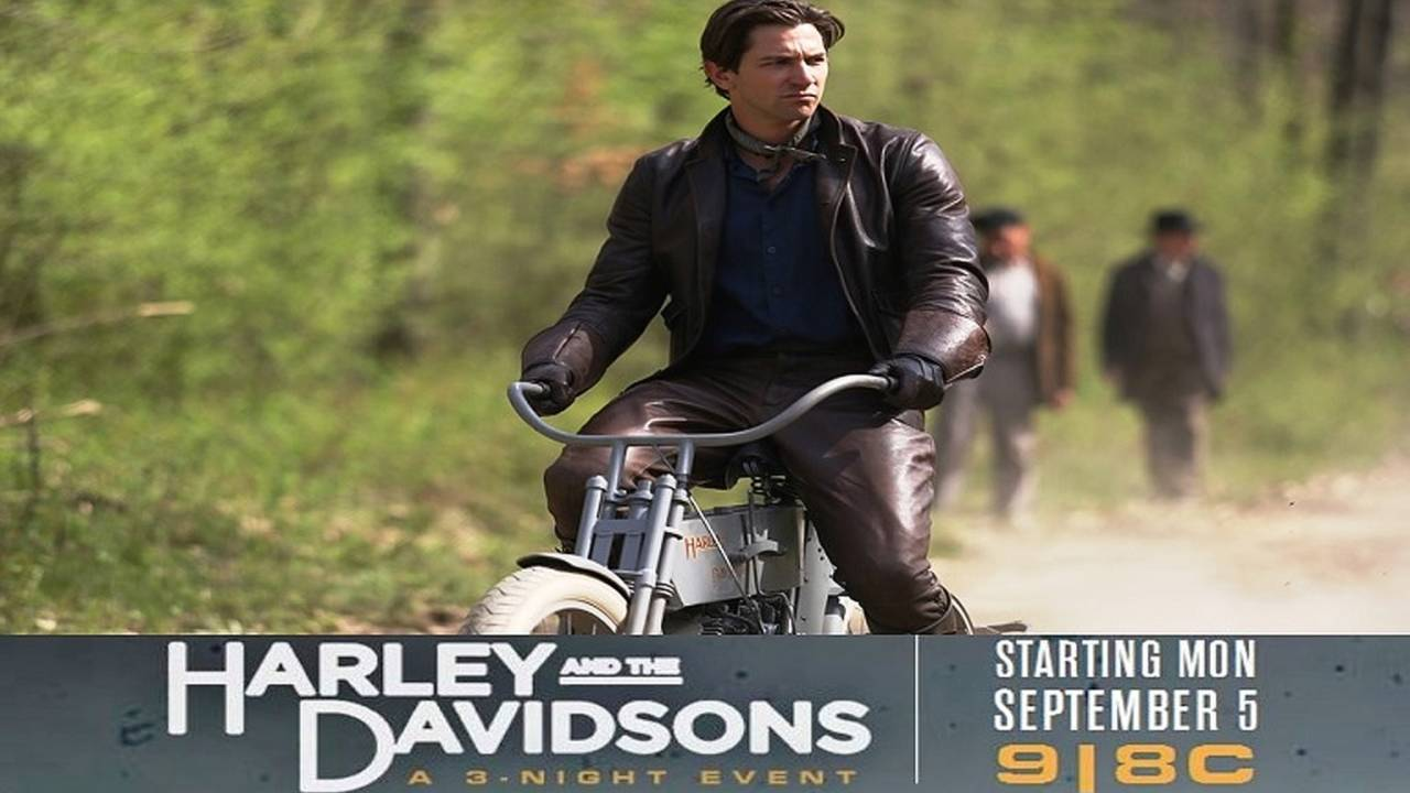 Harley and the Davidsons (2016) - Moto Movie Review