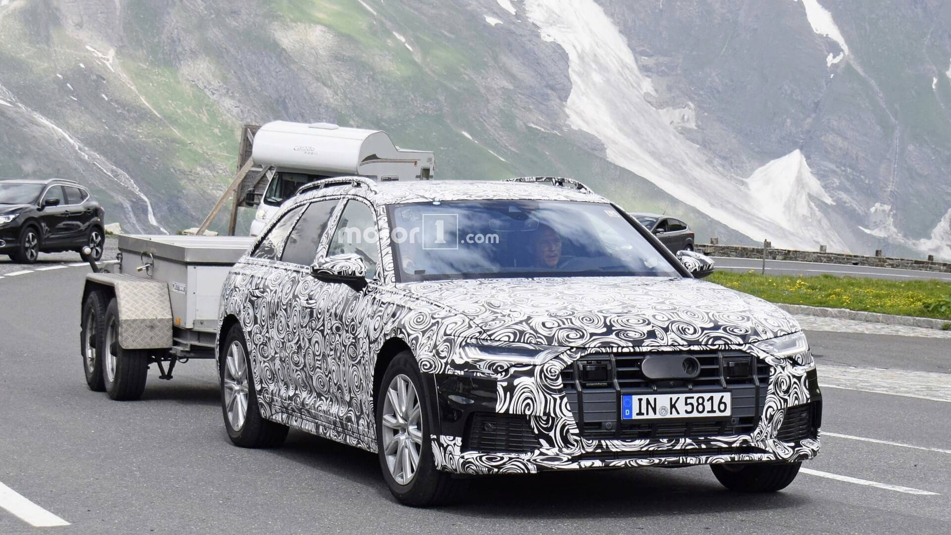 Audi A6 Allroad Bmw 3 Series Coming To Paris Motor Show