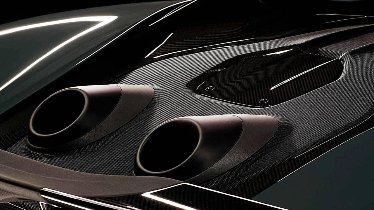 McLaren Sport Series gizemli teaser