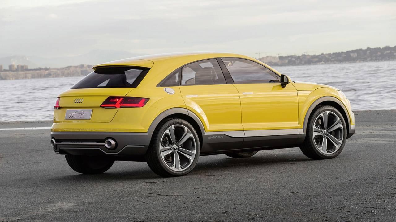 Audi TT Offroad Konsepti