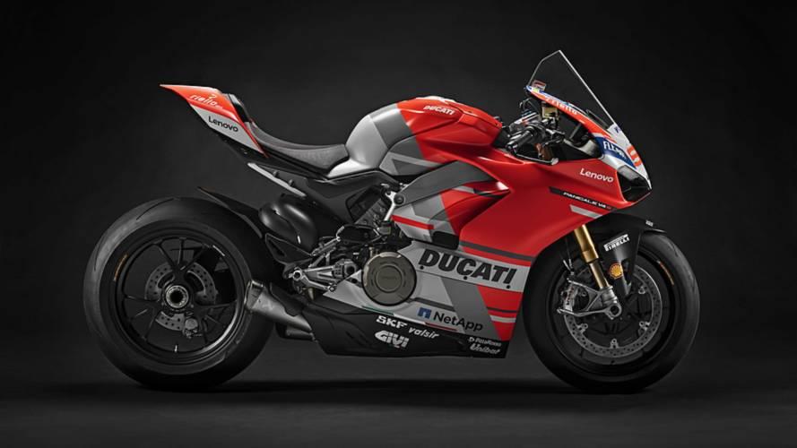 Las 13 Ducati de la Carrera de Campeones, vendidas a precios récord