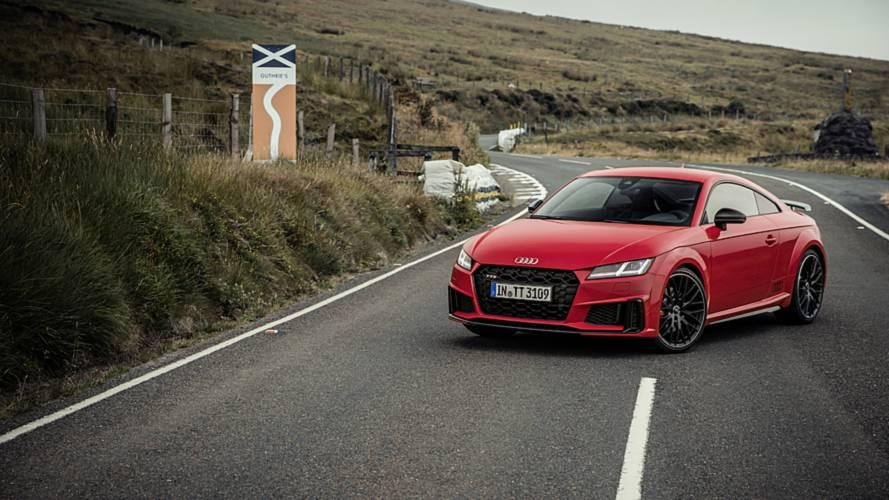 2019 Audi TT resmi olarak duyuruldu
