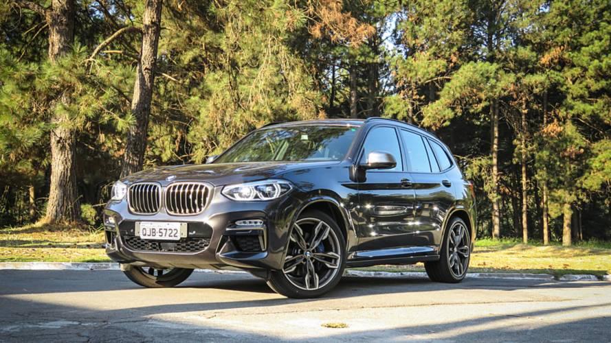 BMW X3 ganha blindagem de fábrica no Brasil a partir de R$ 79,9 mil