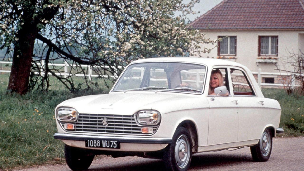 Peugeot 204 Diesel (1968)