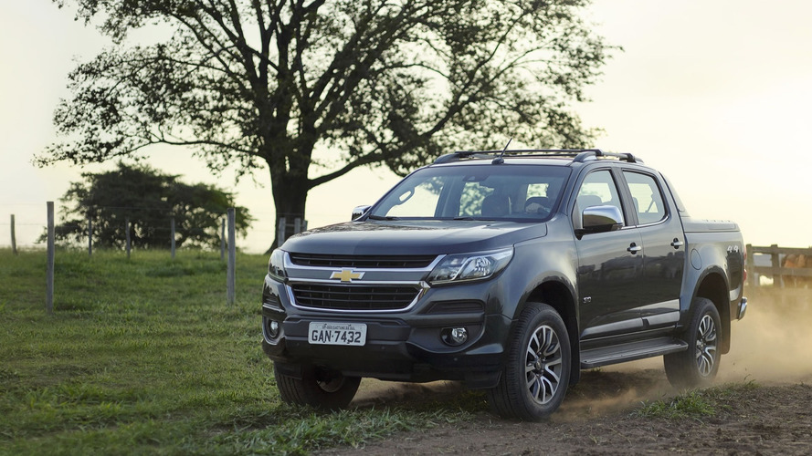 Chevrolet S10 2019 chega às concessionárias com até R$ 5.500 de aumento