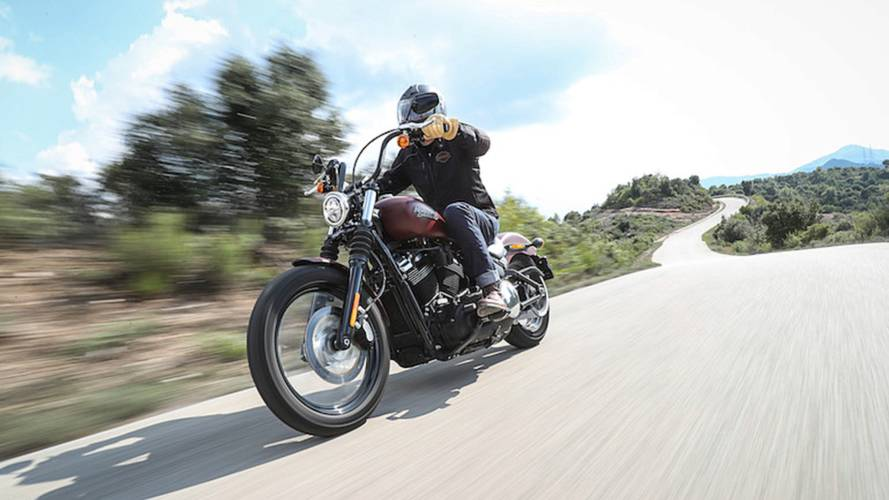 2018 Harley-Davidson Street Bob – First Ride